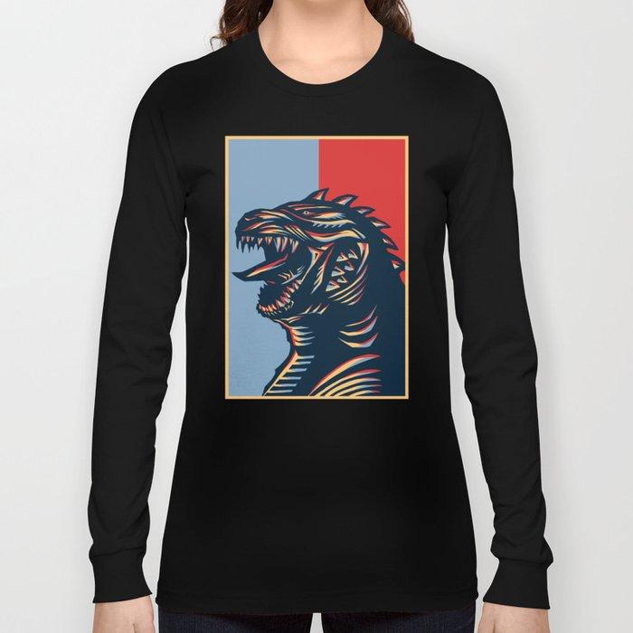 Zillagodzilla Long Sleeve T-shirt