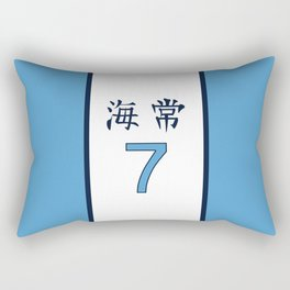 Kise's Jersey Alt Rectangular Pillow