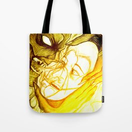 Fear - 001 Tote Bag