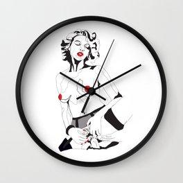 Good Ride Wall Clock
