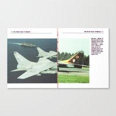 Planes # 16 Canvas Print