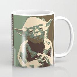 Yoda For President Coffee Mug