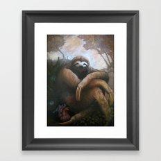 My Famine Pt 1 Framed Art Print