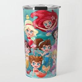 Daughters of Triton Travel Mug