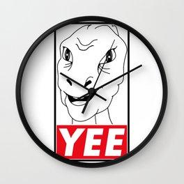 YEE Wall Clock