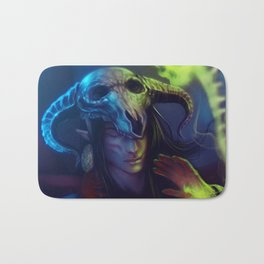 Necromancer Bath Mat