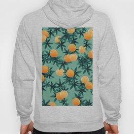 Orange Twist Vibes #1 #tropical #fruit #decor #art #society6 Hoody