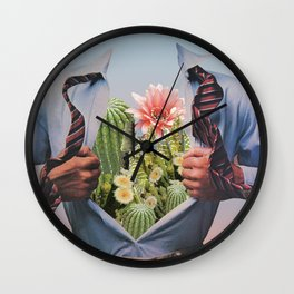 Prick Wall Clock