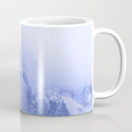 Rocky Mountain Fog Blue Coffee Mug