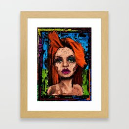 All That You Are Is All That I Desire Framed Art Print