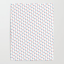Popsicle - Slanted Bomb Pop #102 Poster