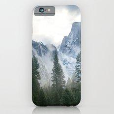 Big Rock Mountain iPhone 6s Slim Case