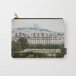 View Towards Sacre Coeur Carry-All Pouch