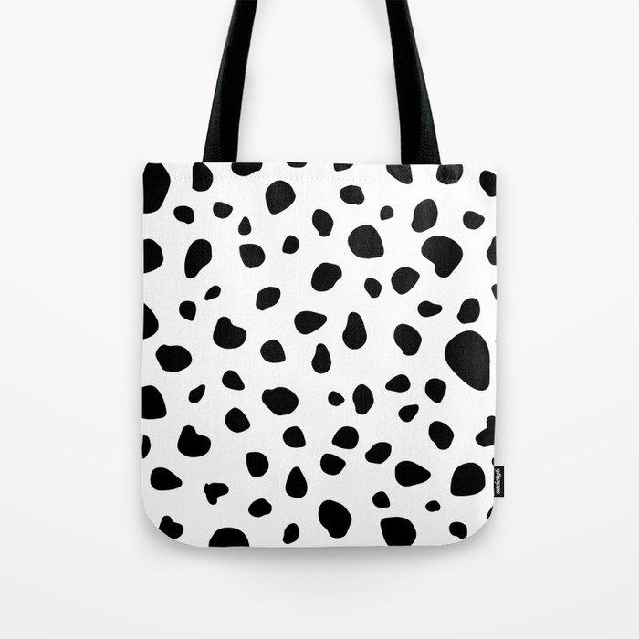 Dalmatian Dog Tote Bag By Roxart Society6
