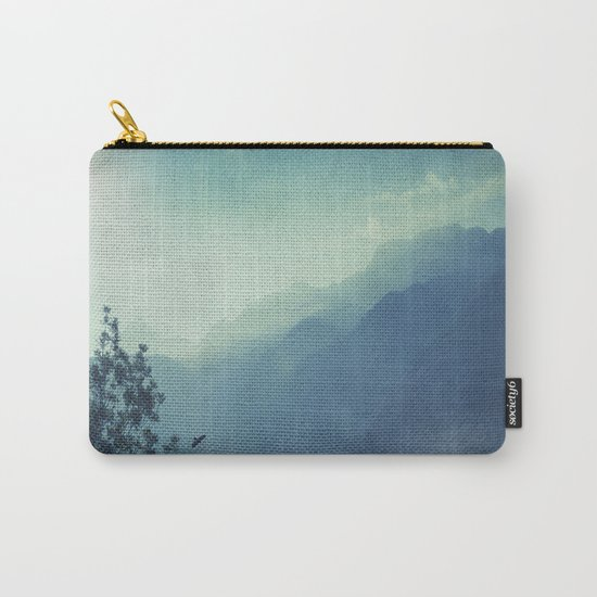 mountain blues Carry-All Pouch