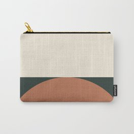 Abstract Geometric 01E Carry-All Pouch