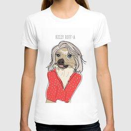Celebrity Dogs-Kelly Ruff-A T-shirt