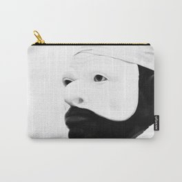 italy - naples - traditional mask_11 Carry-All Pouch