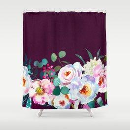 Flowers Bouquet 101 Shower Curtain