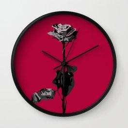 Deadroses Blackbear Wall Clock