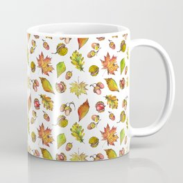 Autumn Forest pattern Coffee Mug
