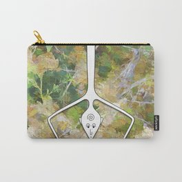 Handstand Carry-All Pouch