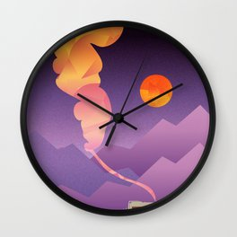 What's cookin Wall Clock