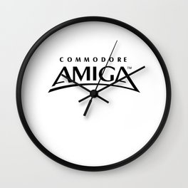 Commodore Amiga Wall Clock