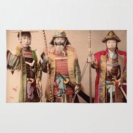The Last Samurai Rug