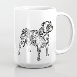Staffie #2 Coffee Mug