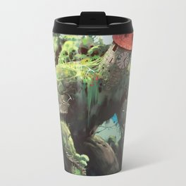 La Tour de Tarascon Metal Travel Mug