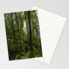 Summer Evenings In Wales Stationery Cards