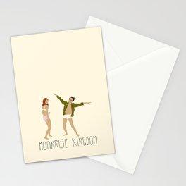 MOONRISE KINGDOM COVE Stationery Cards