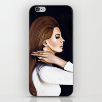 west coast iPhone & iPod Skins featuring WEST COAST by Alfonso Aranda
