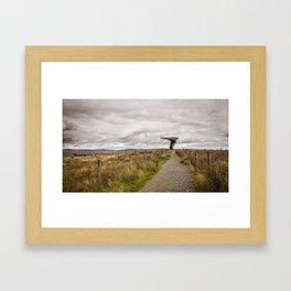 Tree Panopticon [standard] Framed Art Print