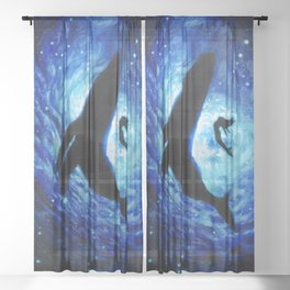 Duet Sheer Curtain