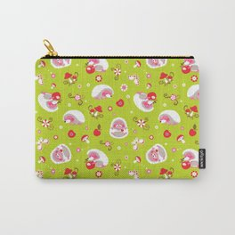 Cute Hedgehog Baby Print Carry-All Pouch