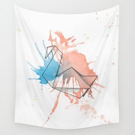 Origami #13 Wall Tapestry