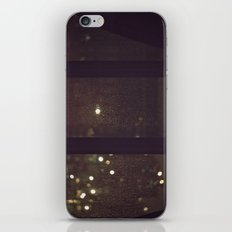 Something About The Rain iPhone & iPod Skin