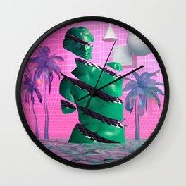 V @ P O R Wall Clock