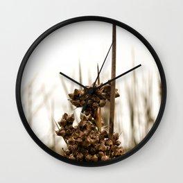 Sharp Rush Wall Clock