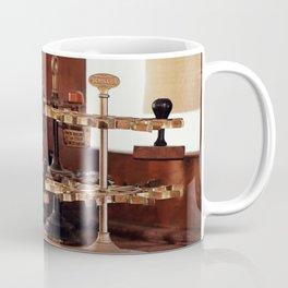 Antique Desk Still Life Coffee Mug