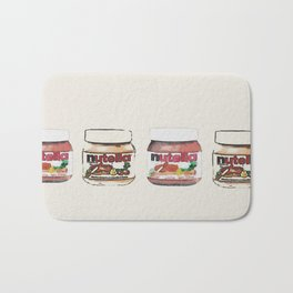 nutella-328 Bath Mat
