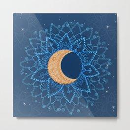 moon shine Metal Print