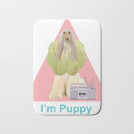 I'm Puppy #2 Bath Mat