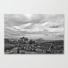 Picnic grove Canvas Print