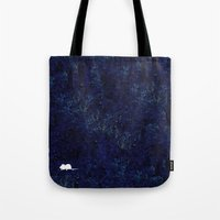 mouse Tote Bags featuring mouse by liva cabule
