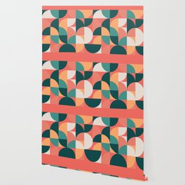 Mid Century Geometric 19 Wallpaper