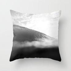 Under Lip Throw Pillow
