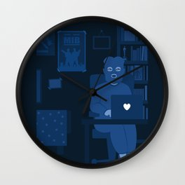 Hacking Sony Wall Clock
